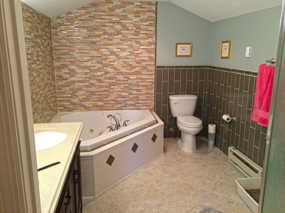 Bathroom Remodeling Harlan Custom Contracting - Free estimate bathroom remodel