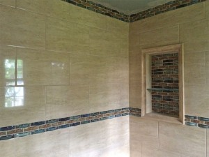 Harlan Custom Bathroom Remodel