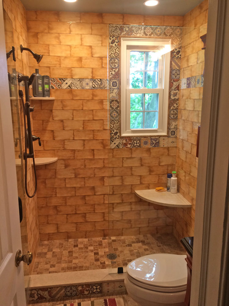 Bathroom Remodeling Harlan Custom Contracting - How to remodel your own bathroom